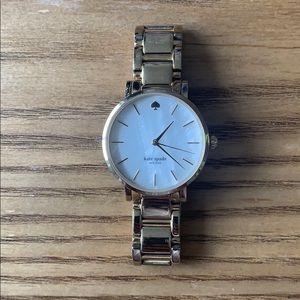 Kate Spade Gramercy Gold Watch